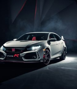 El Honda Civic Type R