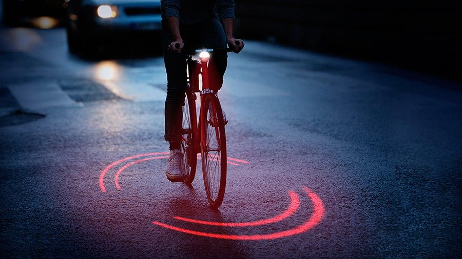 BikeSphere luces inteligentes