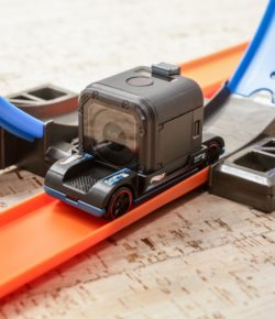 Hot Wheels Zoom In, es el auto de juguete para tu GoPro