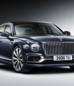 Bentley presenta la tercera generación del Flying Spur