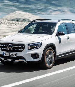 Mercedes-Benz presenta la nueva SUV familiar GLB